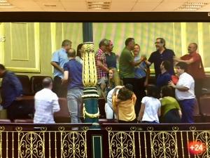 El Pleno envía al Senado la elección del presidente de RTVE por concurso público