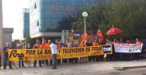 RTVE en momentos decisivos: la democratización y consolidación del servicio público